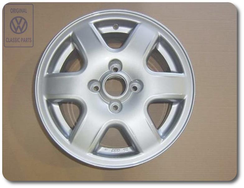 6k0601025s llanta de aluminio - Pulir llantas de aluminio a espejo ...